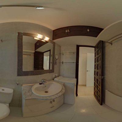 360° - Badezimmer/Bath