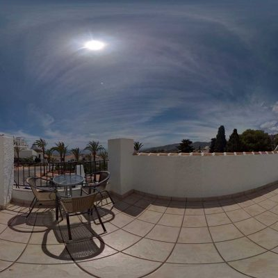 360° - Dachterrasse/Roof terrace