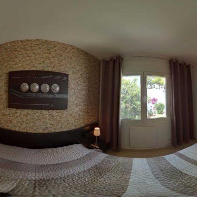 360° - Schlafzimmer/Bedroom