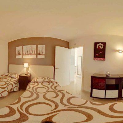 360° - 2nd Bedroom/Schlafzimmer 2