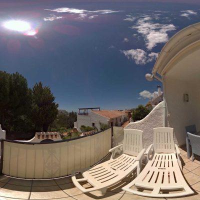 360° - Terrasse/Terrace