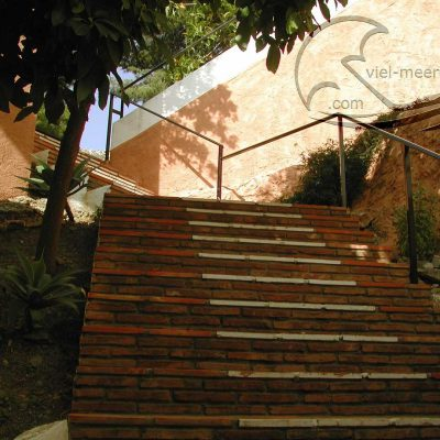 Steps to Capuchinos 111