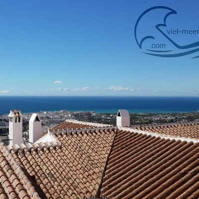 Over the roofs of San Juan de Capistrano - Capuchinos 13