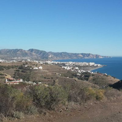 Nerja - view from west